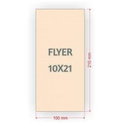 Flyer 10x21