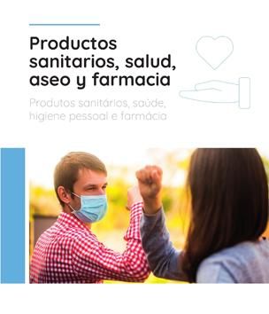 PRODUCTOS SANITARIOS, SALUD, ASEO Y FARM